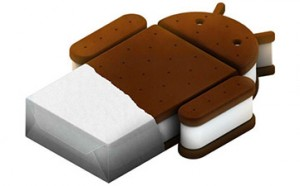 Android ice cream sandwich os