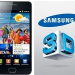 Galaxy 3D Android phone – hot for 2012