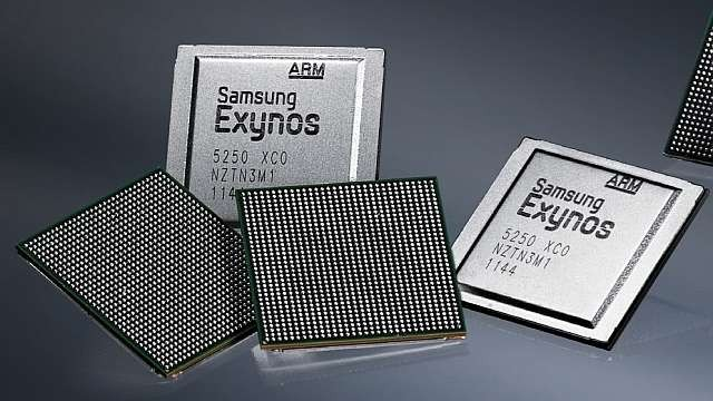 Samsung dual-core Exynos 5 paired with a quad-core Mali GPU detailed
