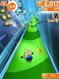 despicable me minion rush collect banana