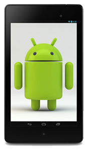 google nexus 7 android