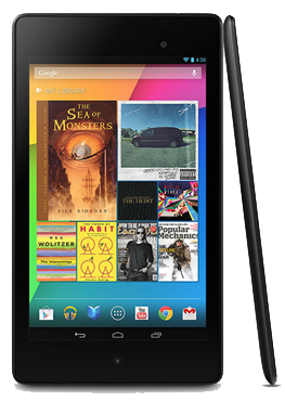 google nexus 7 slim portable