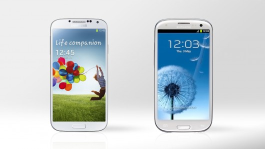 Galaxy S3 and Galaxy S4