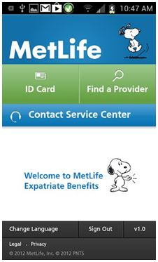 Metlife Android Apps