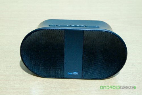 CoolStream Portable Bluetooth Speaker Review