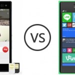 Lumia 730 vs. Xperia C3: Battles out for the world's best selfie phone